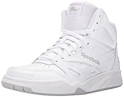 Reebok Men's Royal Bb4500h Xw Fashion Sneaker, Whitesteel, 10.5 4e Us