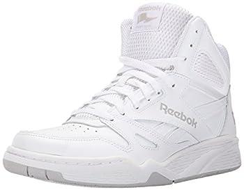 Reebok Men's Royal Bb4500h Xw Fashion Sneaker, Whitesteel, 10.5 4e Us 0