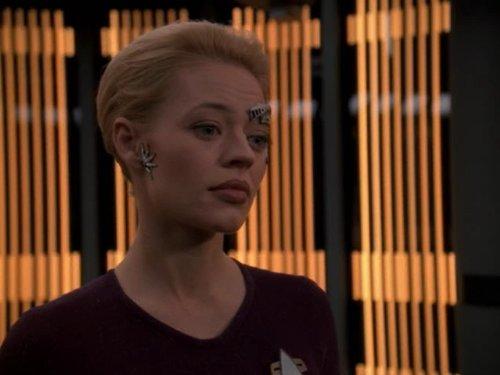Star Trek Voyager syv av ni dating Business Speed dating fragen