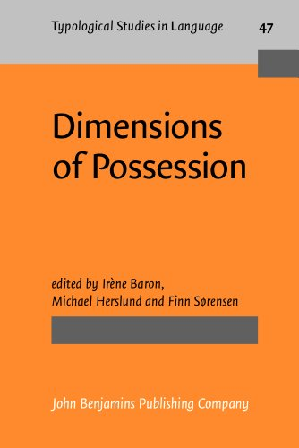 Dimensions of Possession (Typological Studies in Language)