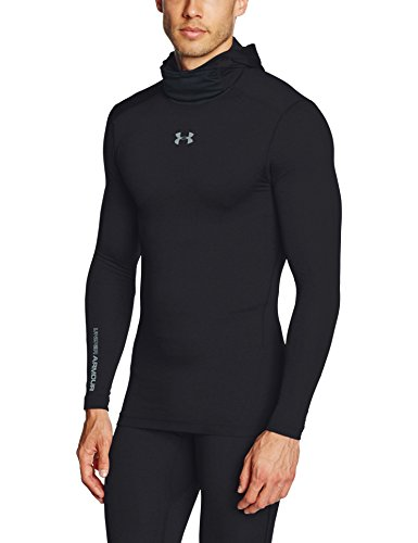 Under Armour Herren Fitness-Sweatshirts, Blk, MD