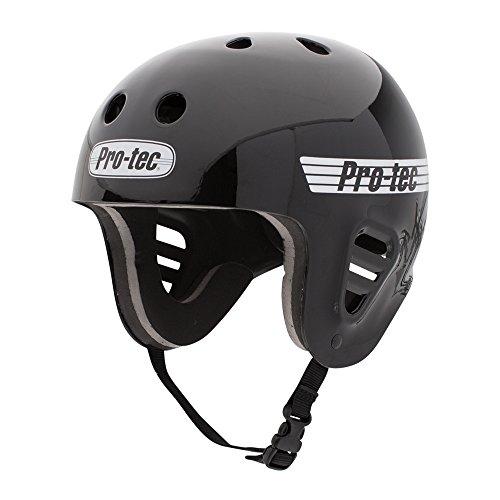Pro-Tec Full Cut Water Helmet, Gloss Black, XS
