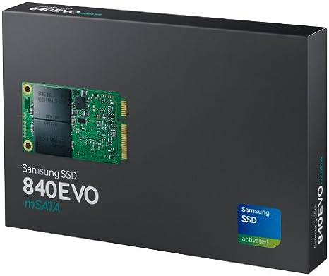 Samsung MZ-MTE120BW - Disco Duro SSD mSATA de 120 GB: Amazon.es: Informática