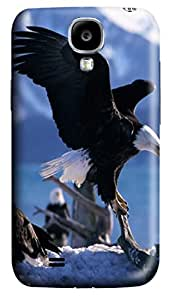 American Eagle Animal Polycarbonate Hard Case Cover forSamsung Galaxy S4 I9500