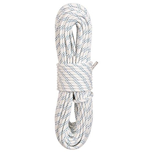 New England KMIII Static Rope - 1/2'' 200 ft./White by New England Ropes