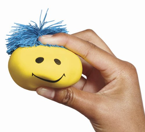 Moody Face Stress Ball, 32 count