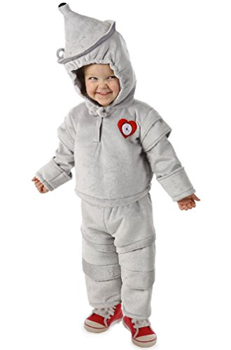 8eighteen Wizard of Oz Tin Man Cuddly Infant/Toddler Costume