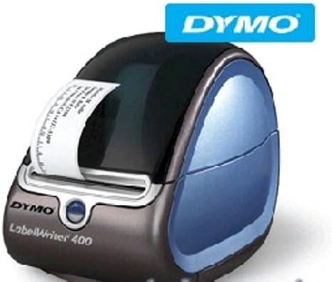 DYMO LabelWriter 400 Turbo - Impresora de Etiquetas (55 Ipm, Plata ...