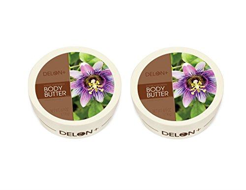 (Delon Passion Fruit Body Butter - 2 Pack)