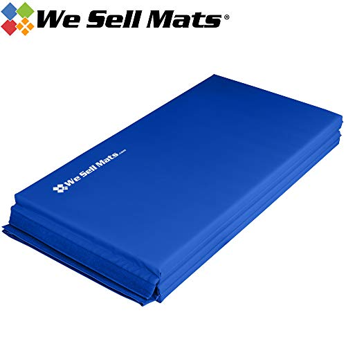 We Sell Mats GM4x8BLv4-50M Blue 2