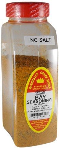 Marshalls Creek Spices Bay Seasoning Seasoning, 12 Ounce (Pack of 12)