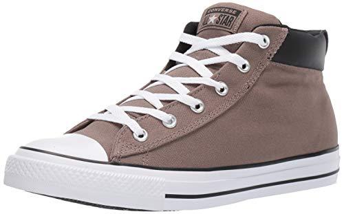 Converse Men's Chuck Taylor All Star Space Explorer Sneaker, Mason Taupe/White/Black, 9.5 M US