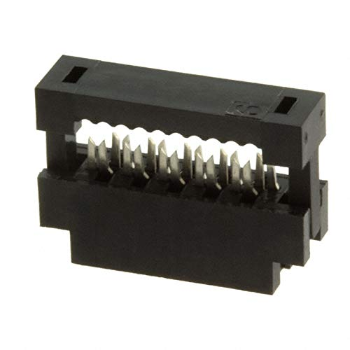 CONN RCPT 10POS IDC 28AWG GOLD, (Pack of 100)