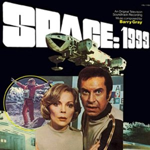 Espacio: 1999 Grabación de banda de sonido original de TV