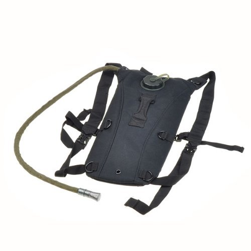 3L Hydration Water Bag Pouch Backpack Bladder Hiking Climbing Survival Outdoor, Outdoor Stuffs