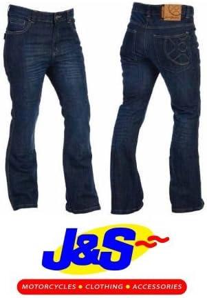12, Regular Leg 31 Inches OXFORD SUPERSLIDERZ SS2 LADIES DENIM JEANS KEVLAR WOMENS MOTORCYCLE PANTS MOTORBIKE TROUSERS BLUE J/&S