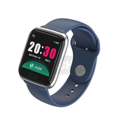 HFXLH Waterproof Smart Wristband Heart Rate Blood Pressure Oxygen Monitoring Smart Band Smart Watch Smart Bracelet Estimated Price £39.54 -