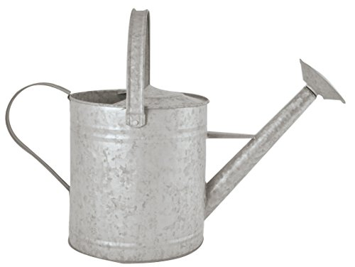 Esschert Design OZ45 Zinc Watering Can, Large