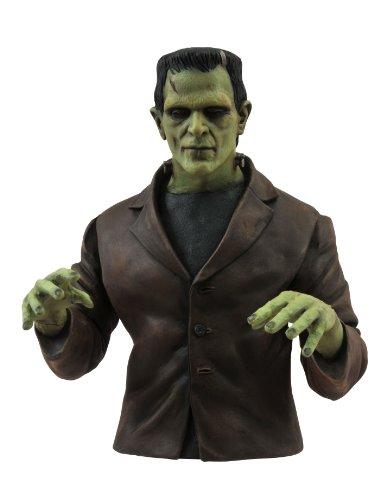 (DIAMOND SELECT TOYS Universal Monsters: Frankenstein Bust Bank )