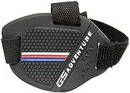 Moniclern Motocicleta Gear Shift Pad Shoe Cover Protetor de bota antiderrapante Protetor de câmbio de engrenag