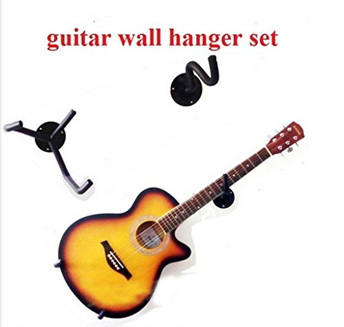 Wall Mount Guitar Hanger Stand use on electric guitar,acoustic guitar,violin, 26