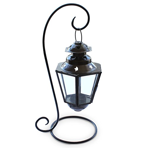 Hanging Light Candle Lantern Iron product image