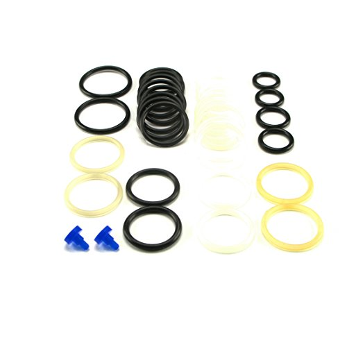 RPM Deluxe PMI Oring Kit for Piranha, GTI, ER3 - Most Commonly Needed OEM O-Rings X 2 by Reliable Performance Modifications