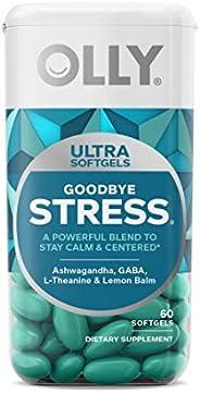 OLLY Goodbye Stress Gummy
