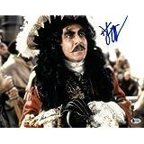 Dustin Hoffman signed Captain Hook 11x14 Photo (horizontal)- Beckett Holo #C88455