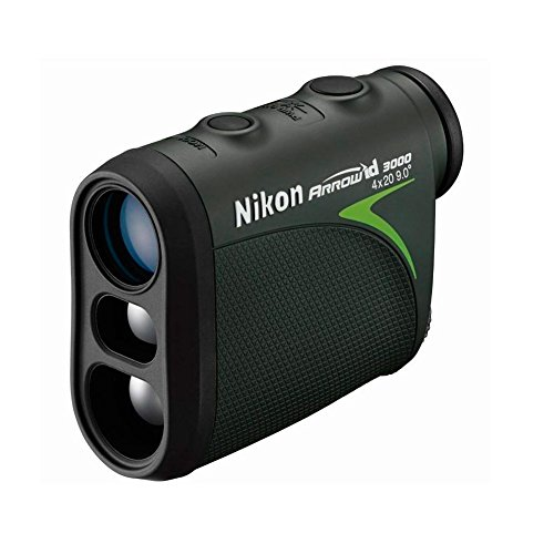 Nikon 16224 Arrow ID 3000 Bowhunting Laser Rangefinder from Nikon