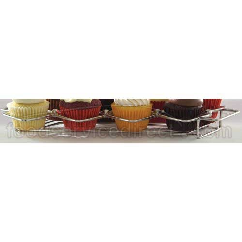 Sweet Street 8 Slot Cupcake Caddy -- 6 per case.