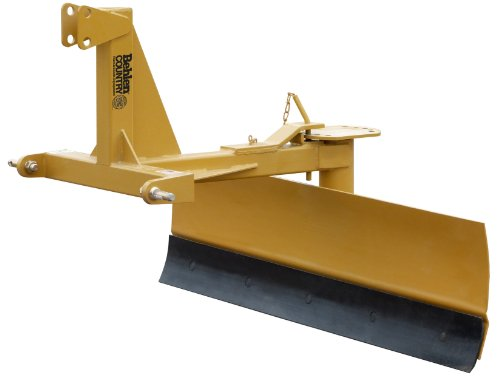 Behlen Country 80110800YEL Medium Duty Grader Blade, 5-Feet (Tractor Blade)