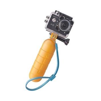 Flotador Tirador Floating Holder Universal para Action Camera y GoPro: Amazon.es: Deportes y aire libre