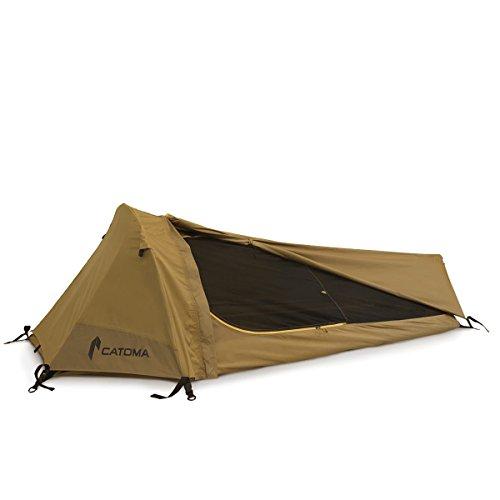 CATOMA Raider Tent, Coyote Brown (1 Military Man Tent)