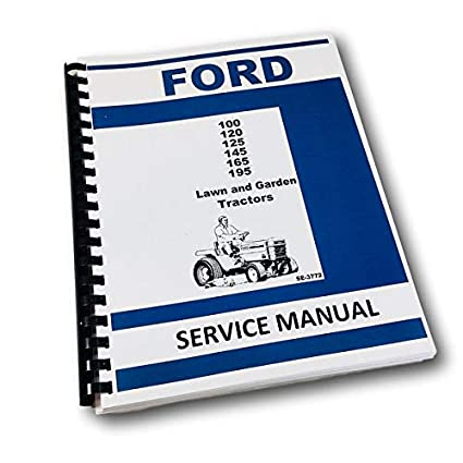lgt 145 ford tractor wiring diagram wiring diagram library Wiring Diagrams for 2810 Ford Tractor lgt 145 ford tractor wiring diagram wiring diagramsamazon com ford lgt 100 120 125 145 165