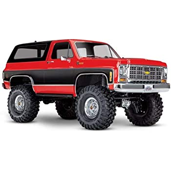 Amazon.com: Traxxas 1/10 Scale TRX-4 Scale and Trail Crawler ...