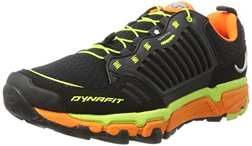 DynafitMS FELINE ULTRA - Zapatillas de TrailRunning Negro (Black/fluo Yellow)