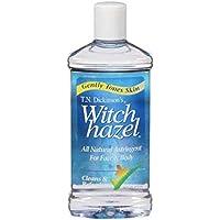 Dickinsons Astringent, Natural, Witch Hazel 16 fl oz (473 ml)