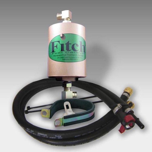 - Fitch Fuel F3624 Fitch Fuel Catalyst