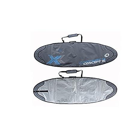 Concept X Funda Tabla Rocket Twin X: Tamaño/cm: 236x62: Amazon.es: Deportes y aire libre