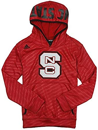 North Carolina State Wolfpack Adidas Climalite 14 Jacket