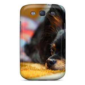 High Impact Dirt/shock Proof Case Cover For Galaxy S3 (lovely Puppy)