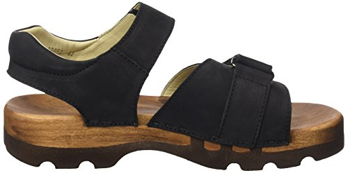 Woody Men's Schwarz Black 002 Clogs Felix rrxzUqwad