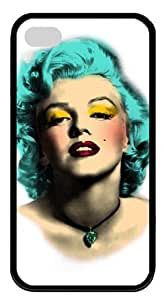 Pink Ladoo? iPhone 5 5s Case Phone Cover Marilyn Monroe
