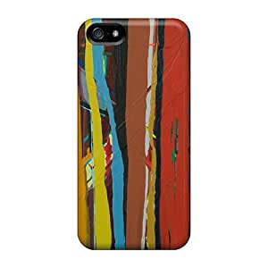 Hot Tpye Paint Art Case Cover For Iphone 5/5s