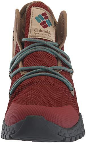 Deep Columbia Rust Wave Men's Deep Boot Fashion 503 Fairbanks 4T04SU