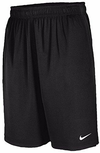 Nike Youth Boys Dry Fly Shorts (Large, Black)