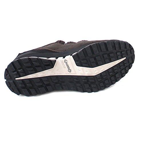 Aku Climatica Nbk Gtx Scarpe Multifunzione Scarpe Scarpe Da Trekking Nuovo Colore Marrone Scuro