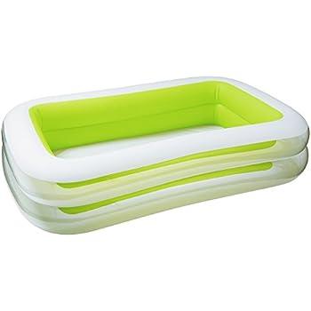intex 56483ep swim center family inflatable pool 103 x 69 x 22