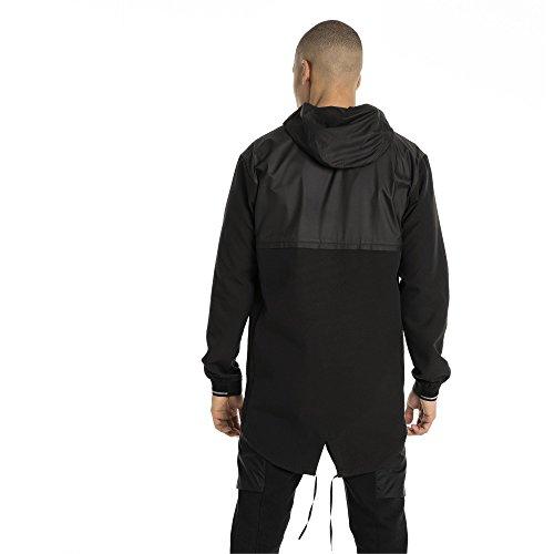 Jacket Neverrunback Protect Hombre Black Puma TYFBwB